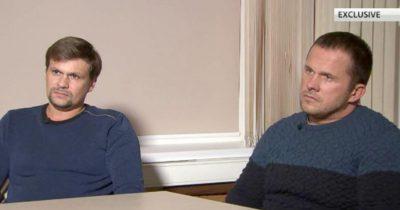 Dezinformatsiya? The RT interview with Petrov andBoshirov