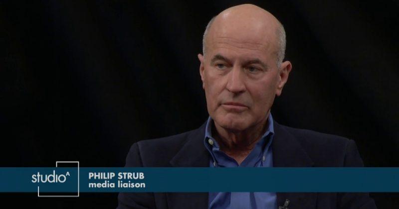 Phil Strub - Media liaison