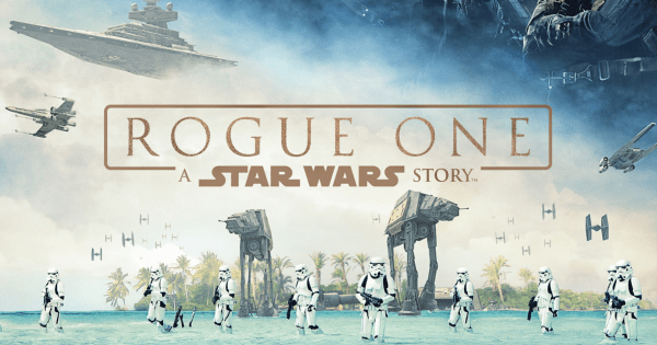 Subscriber Podcast #3 - Rogue One: A Star Wars Cash-In