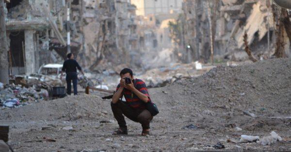 ClandesTime Special - Rorschach Politics: The War in Syria