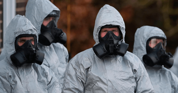 The Novichok Anniversary: BBC Change Official Skripal Story Yet Again