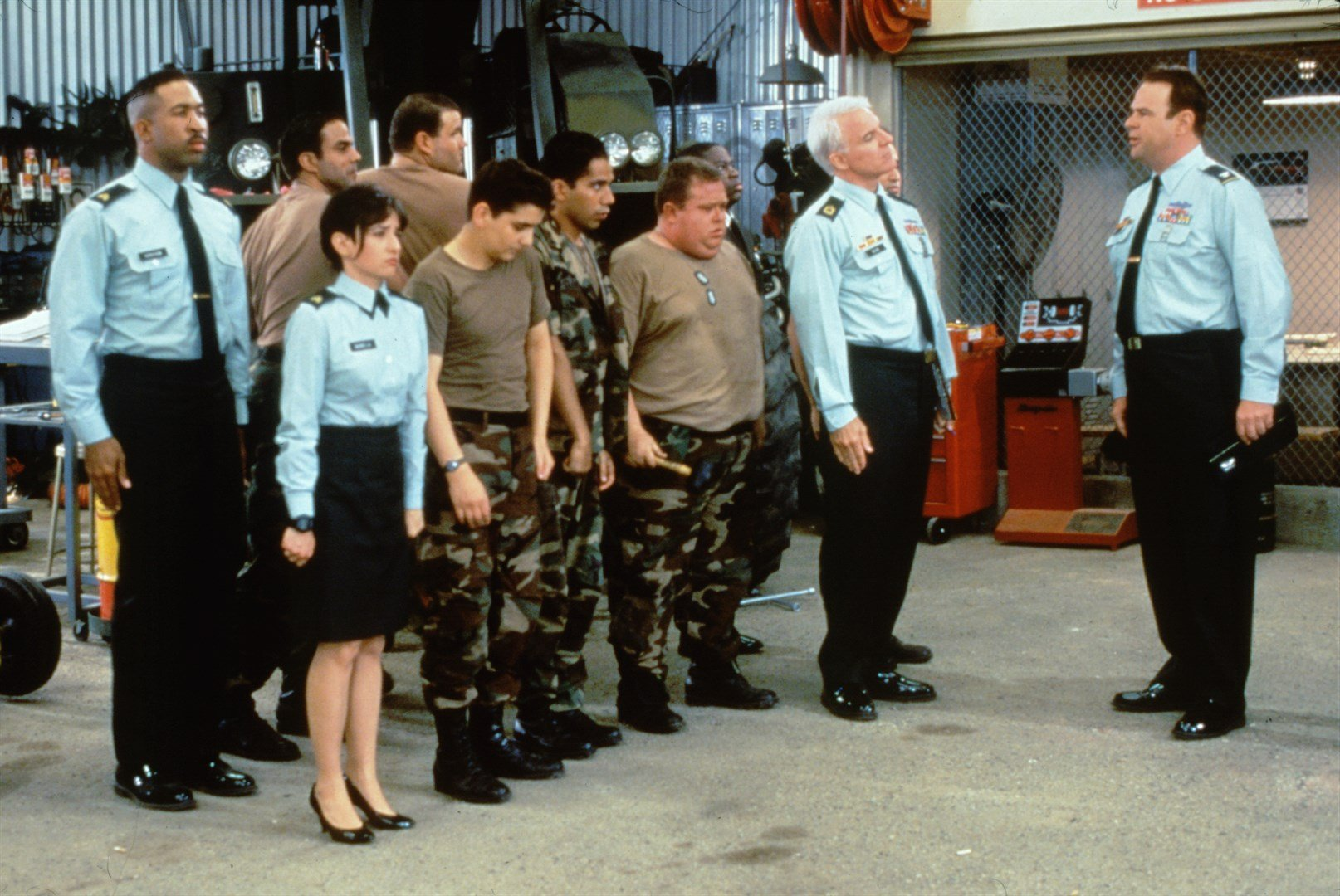 'Virtually Every Character in the Film is Either Corrupt, Corrupted or Witless' – The US Army and Sgt. Bilko