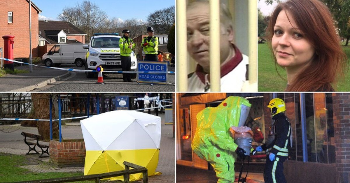 Official Skripal Story Changes Yet Again, This Time with Added Ducks
