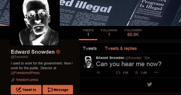 Snowden-Twitter