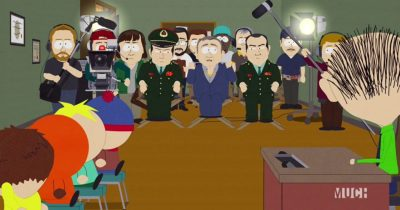 Subscriber Podcast #35 - China, Censorship and South Park