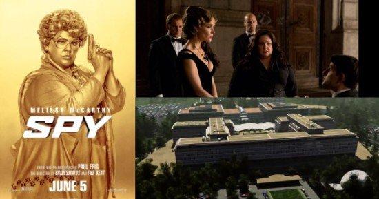 The CIA's latest movie: Spy