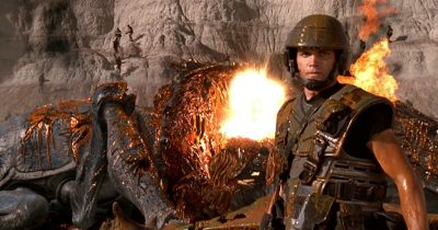 Subscriber Podcast #30 - Starship Troopers