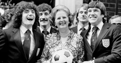 When Thatcher Banned Celebrities from a Number 10 Party