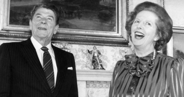 Thatchergate Files on Faked Reagan-Thatcher phone call
