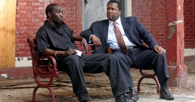 The Wire Season 4 Review (Preview)