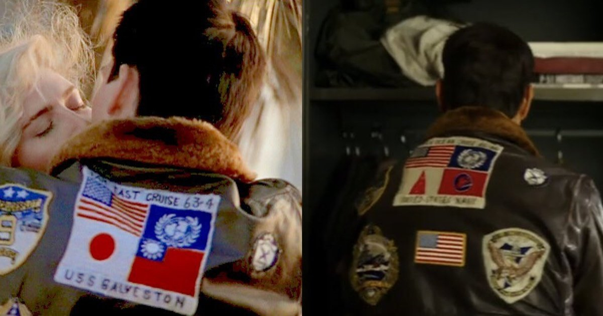 Western Media Coverage of Top Gun: Maverick Jacket Highlights Hypocrisy Over Military Censorship of Movies