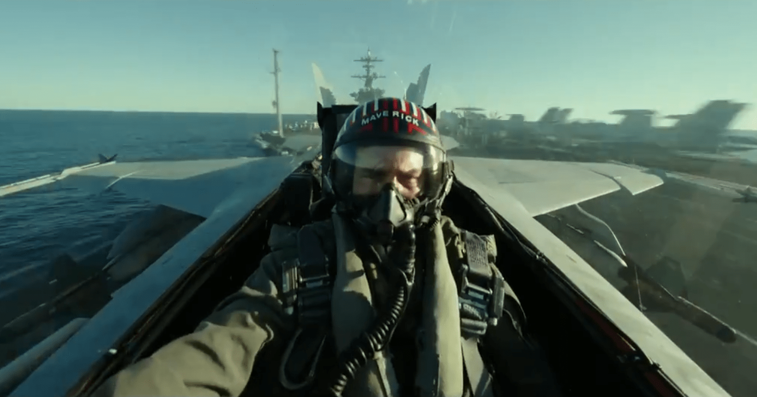 New Top Gun: Maverick Trailer Abandons Any Pretence at Military Realism