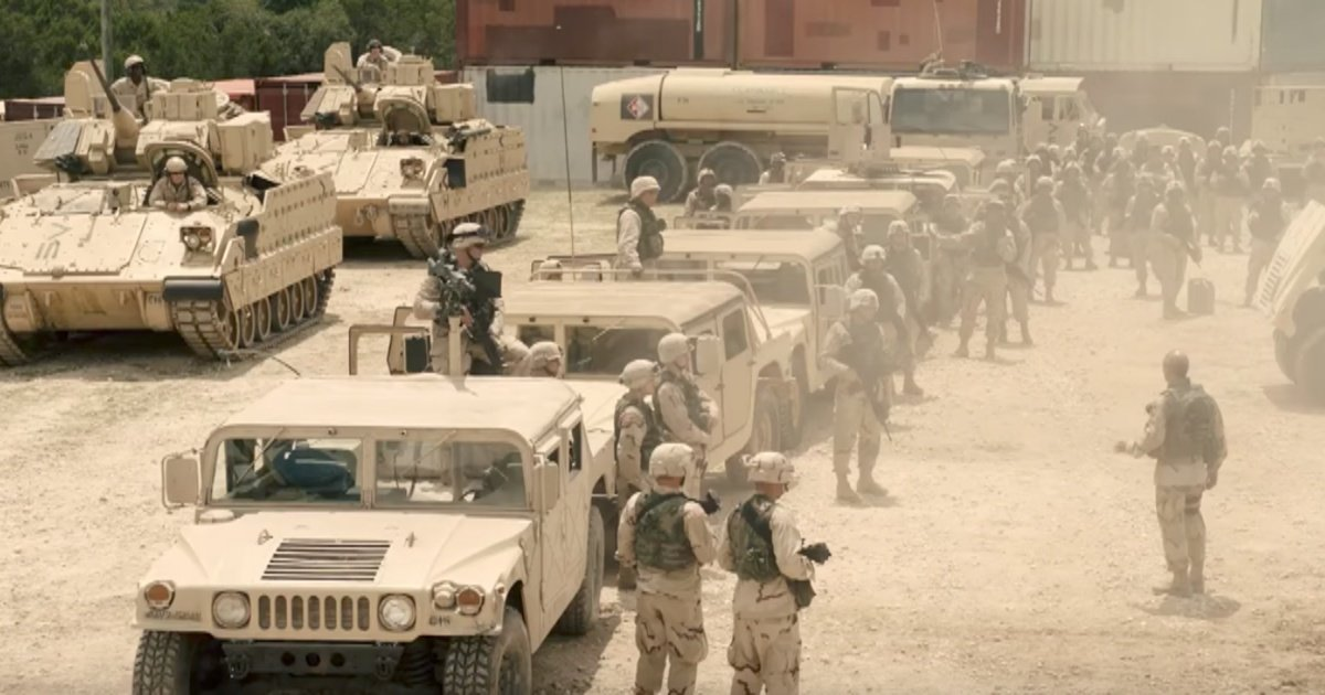US Army Documents Reveal Massive Support For Long Road Home Miniseries, Possible Fraud At Military's Entertainment Liaison Office