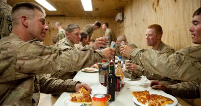 How the Pentagon Uses Hollywood to Cover Up its Alcohol Problem