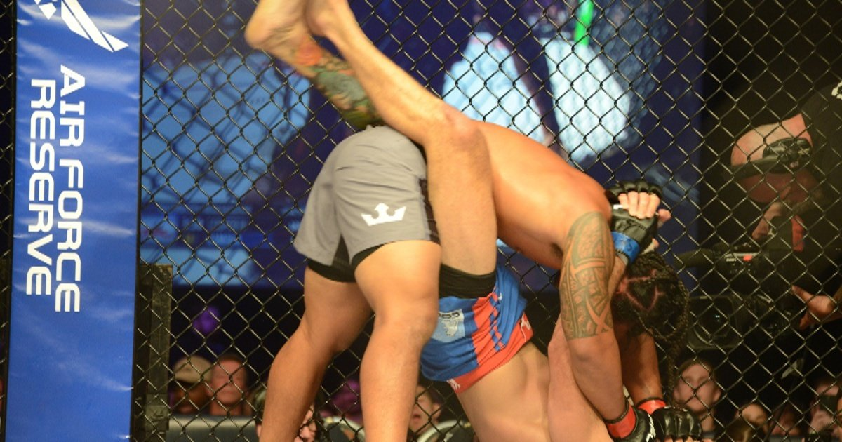 The Latest in Recruitment Propaganda: US Air Force teams up with MMA