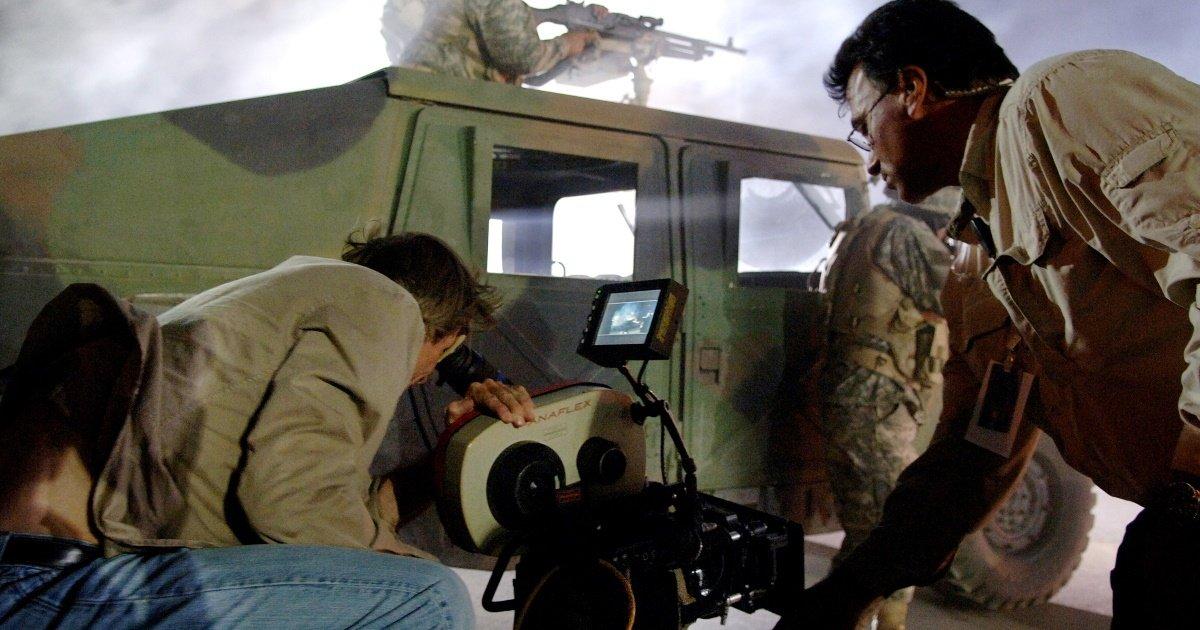 Revolving Doors: Technical Advisors and The Entertainment-Propaganda Complex