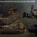 'Complete' list of US Air Force assisted movies
