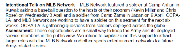 USArmy-MLBIntentionalTalk