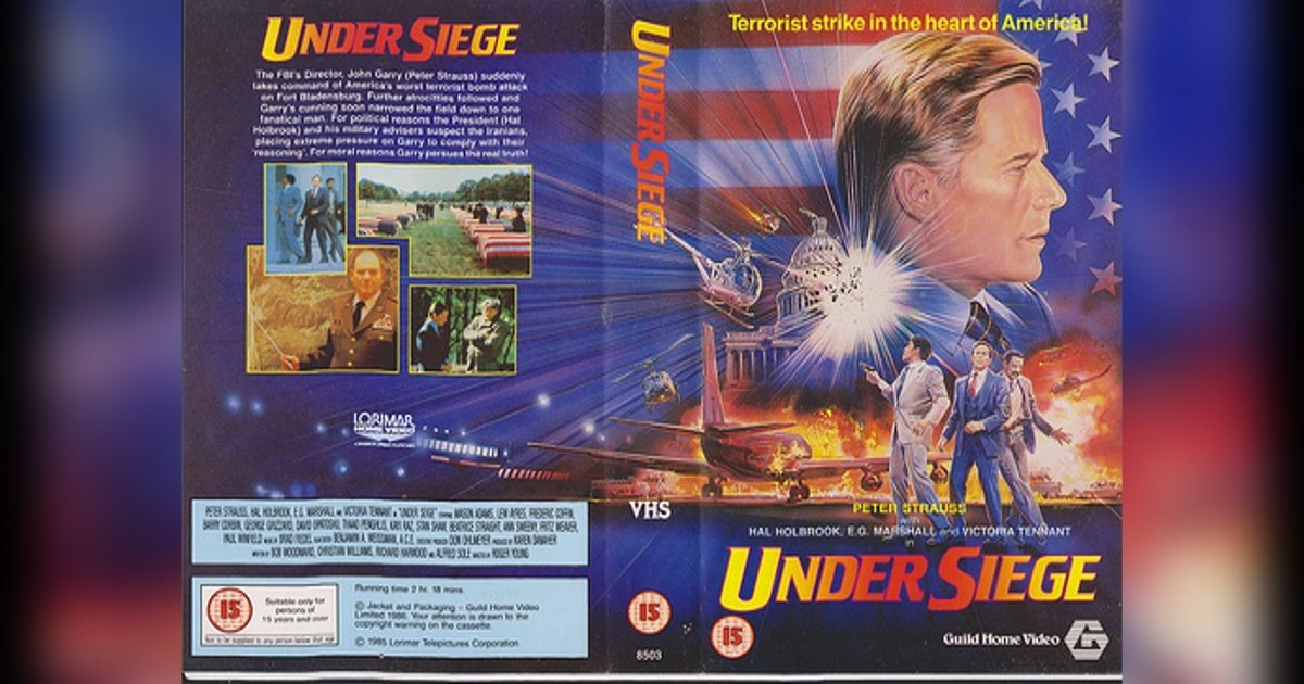 Subscriber Podcast #6 – Under Siege (no, not that one)