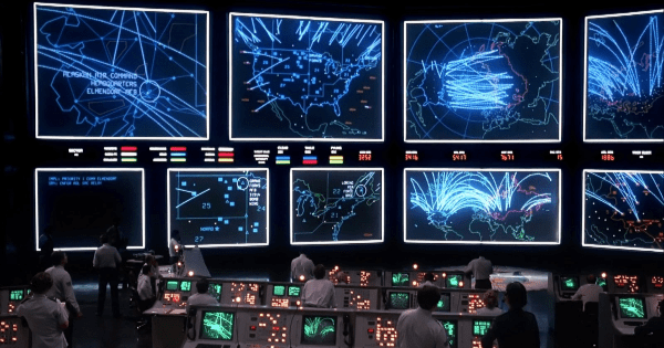 When MGM invited the CIA director to watch War Games - and he went
