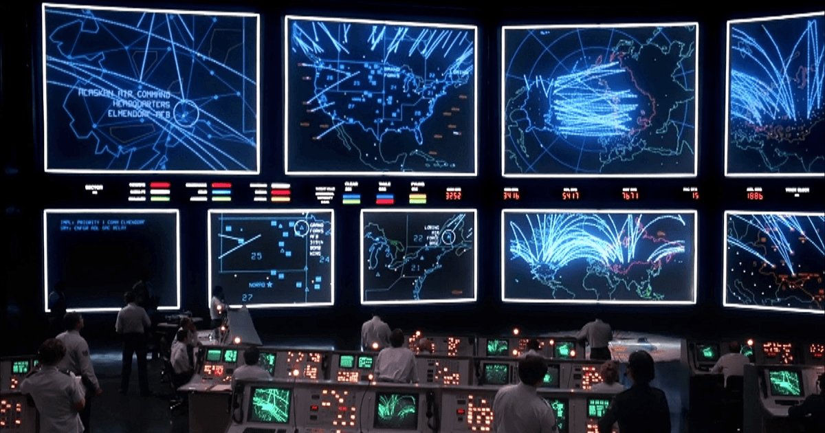 When MGM invited the CIA director to watch War Games – and he went