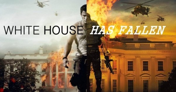 Review: Olympus Has Fallen and White House Down