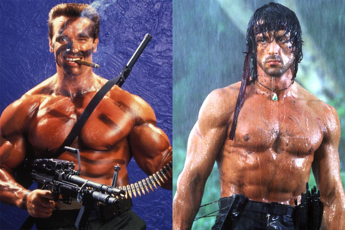 Why did the Pentagon Reject Rambo, But Were Willing to Work on Commando?