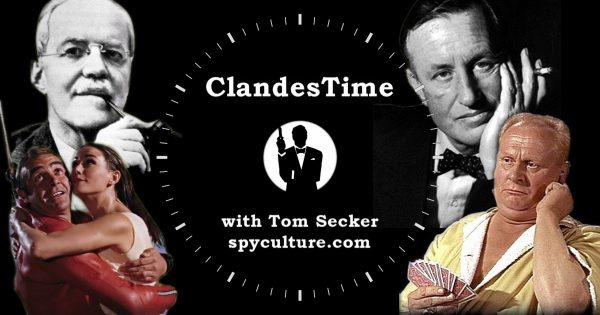 ClandesTime 091 - The CIA and James Bond