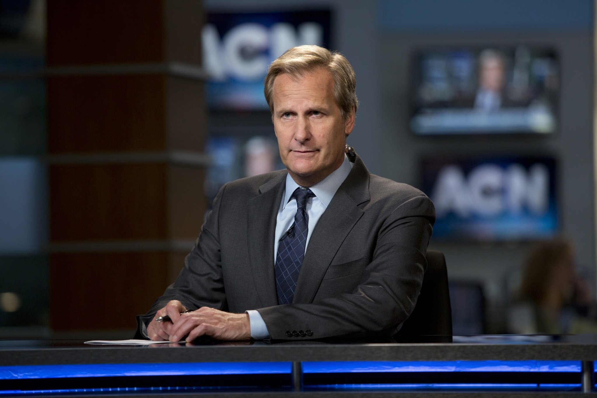 The Newsroom Season 1 Review (Preview)