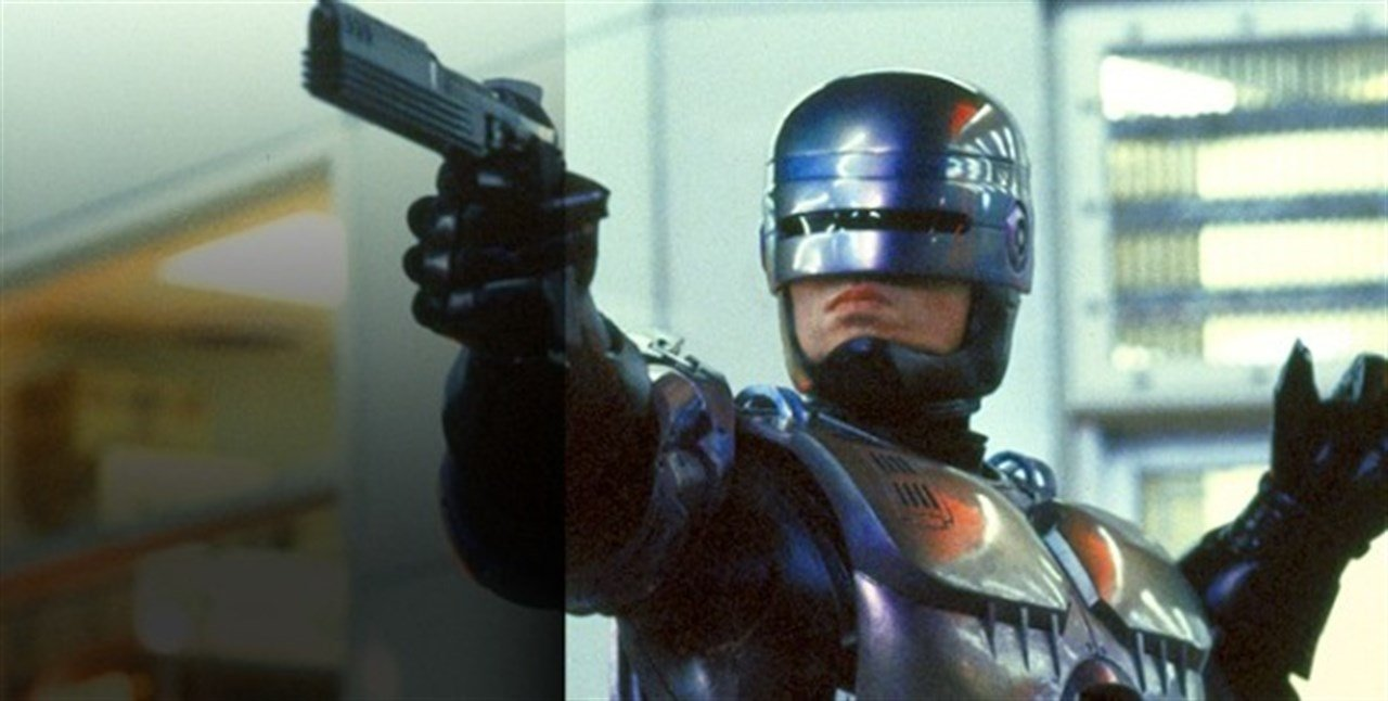 Stay Out of Trouble – Robocop and the DEA