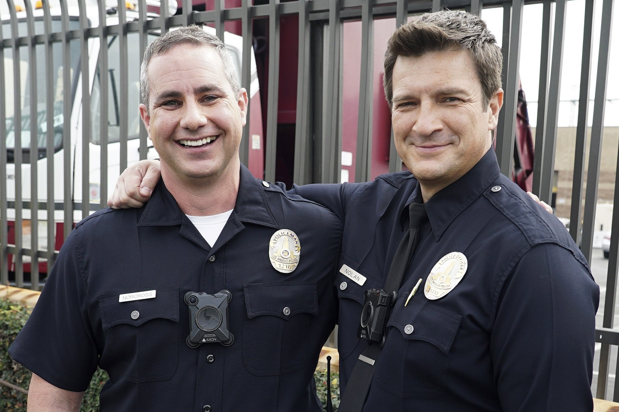 ABC's The Rookie: Made by the LAPD